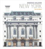 Andras Kaldor New York - 2016 Calendar Calendars