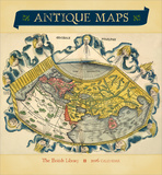 Antique Maps - 2016 Calendar Calendars