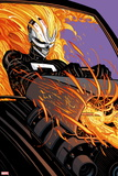 All-New Ghost Rider No. 2: Ghost Rider Plastic Sign