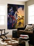 Avengers No. 5: Gladiator, Starbolt, Mentor, Warstar, Manta, Smasher Wall Mural