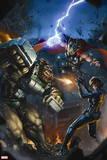 Thor: God of Thunder No. 22: Thor, Solomon, Roz, Ulik Wall Decal