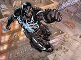 Ultimate Spider-Man Style Guide: Agent Venom Wall Decal