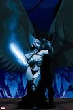 Uncanny X-Force No. 17: Psylocke, Archangel Wall Decal