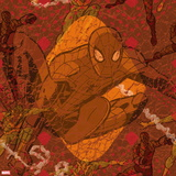 Ultimate SpiderMan - Spring Summer Trend Patterns Wall Decal