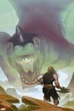Thor: God of Thunder No. 18: Thor Wall Decal