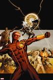 Uncanny X-Men No. 1: Cyclops, Storm, Magneto, Colossus, Frost, Emma Wall Decal