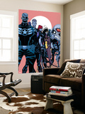 Secret Avengers No. 1: Nick Fury, Hawkeye, Black Widow, Spider Woman, Agent Phil Coulson, M.O.D.O.K Wall Mural