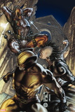 Wolverine: Origins No. 25: Wolverine, Daken, Deadpool Wall Sign