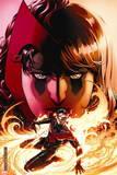 Avengers vs X-Men No. 10: Cyclops, Scarlet Witch Wall Decal