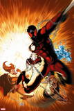 Scarlet Spider No. 9: Scarlet Spider Wall Decal