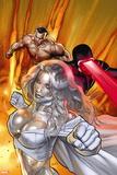 Uncanny X-Men No. 515: Frost, Emma, Cyclops, Namor Wall Decal