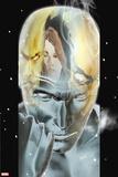 New Mutants No. 34: Iceman Plastic Sign
