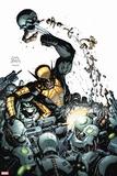 Wolverine No. 3: Wolverine Plastic Sign