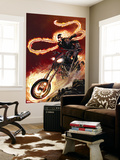 Marvel Extreme Style Guide: Ghost Rider Wall Mural
