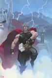 Thor: God of Thunder No. 1: Thor Autocollant mural