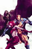 Wolverine Origins No. 45: Ruby Thursday, Wolverine, Cloak Plastic Sign