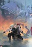 Thor God of Thunder No. 2: Thor Autocollant mural