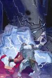 Thor: God of Thunder No. 20: Thor, Galactus Wall Decal