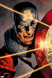 Captain America No. 15: Captain America, Hydra Plastic Sign