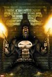 Punisher: Nightmare No. 5: Punisher Wall Decal