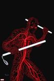Daredevil No. 18: Daredevil Plastic Sign