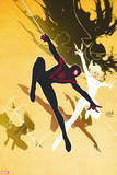 All-New Ultimates No. 1: Spider-Man, Cloak, Dagger, Spider Woman, Bombshell Plastic Sign