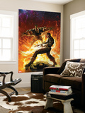 Punisher: Nightmare No. 4: Punisher, Johnny Nightmare Wall Mural