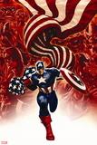 Captain America No. 19: Captain America Plastic Sign