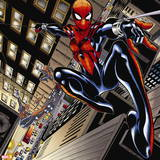 Ultimate Spider-Man Style Guide: Spider-Girl Wall Decal