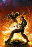 Punisher: Nightmare No. 4: Punisher, Johnny Nightmare Wall Decal