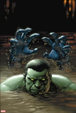 Indestructible Hulk No. 4: Hulk Wall Sign