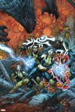 New X-Men No. 46: Surge Wall Sign
