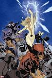 Uncanny X-Men No. 514: Wolverine, Namor, Dagger Plastic Sign
