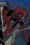 Ultimate Spider-Man Style Guide: Spider-Man Plastic Sign