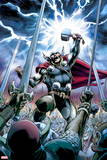The Mighty Thor No. 19: Thor Panneaux et Plaques