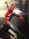 Ultimate SpiderMan - Gallery Edition Situational Art Wall Decal