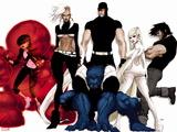 Astonishing X-Men: Xenogenesis No. 1: Armor, Storm, Beast, Cyclops, Frost, Emma, Wolverine Wall Decal