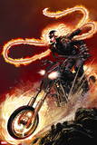 Marvel Extreme Style Guide: Ghost Rider Plastic Sign