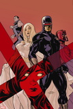 Uncanny X-Men No. 526: Summers, Hope, Cyclops, Frost, Emma, Namor, Magneto Wall Decal