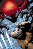 Wolverine No. 2: Wolverine, Spider-Man Plastic Sign