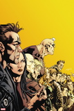 X-Factor No. 42: Madrox, M, Darwin, Strong Guy, Rictor, Siryn, Longshot Wall Sign