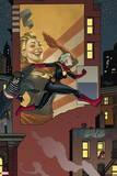 Captain America No. 11: Captain America Plastic Sign