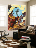 What If Age of Ultron No. 2: Ultron, Iron Man Wall Mural
