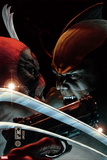 Wolverine: Origins No. 24: Wolverine, Deadpool Wall Decal