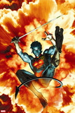 X-Men: Manifest Destiny Nightcrawler No. 1: Nightcrawler Plastic Sign