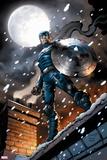 Captain America: Homecoming No. 1: Captain America Plastic Sign