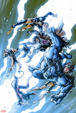 X-Men Forever No. 3: Beast, Cyclops, Gambit Wall Decal