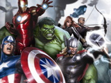 Avengers Assemble - Gallery Edition Situational Art Wall Decal