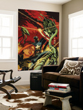Captain America and Black Widow No. 638: Captain America, Black Widow Wall Mural