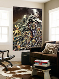 Age of Ultron No. 2: Moon Knight, Ultron, Black Widow Wall Mural